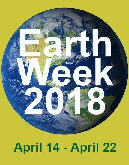 Park Forest Earth Week 2018